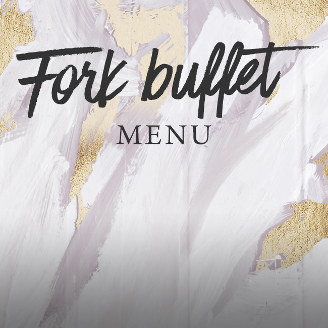 Fork buffet menu at The Ferry